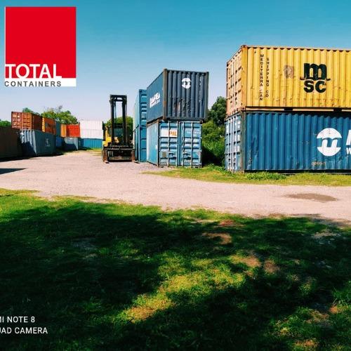 Contenedores Marítimos Containers Seco 40'