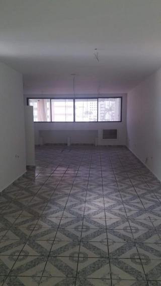 Sala Em Campo Grande, Santos/sp De 109m² Para Locação R$ 2.960,00/mes - Sa326296