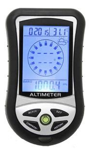 Altimetro Barometro Brujula Termometro Digital 8 En 1