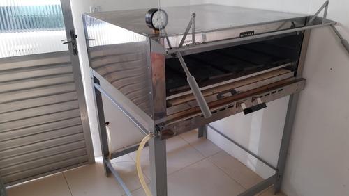 Imagem 1 de 5 de Forno Industrial 90x90cm Para Pizzas E Bolos Vivíssimo