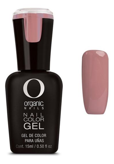Color Gel Esmalte Uñas By Organic Nails Color True Almond