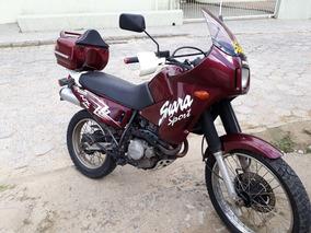 Honda Nx 350 Sahara Personalizada