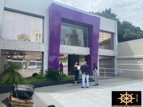 Salão Comercial Para Locação Em São Paulo, Santo Amaro, 20 Vagas - Flp207_2-1152766