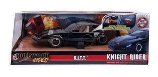 Auto Fantástico Escala 1/24 Series Tv K.i.t.t Knight Rider
