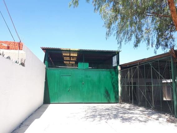 Propiedad De 1103 M2 Con Bodega De 700m2 Y 2 Casas.