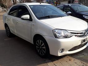 Toyota Etios 1.5 Platinum 4p 2016 $310.000