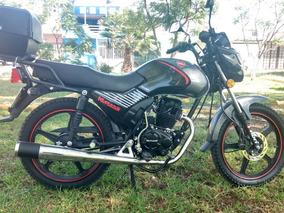 Moto Kurazai Atom 150 Como Nueva