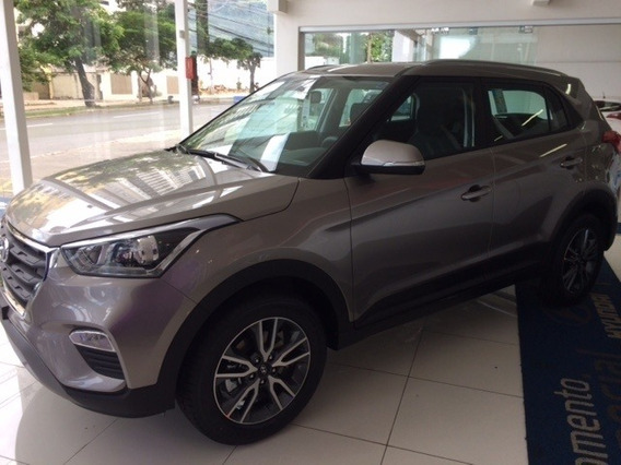 Hyundai Creta 1.6 Smart Flex Aut. 5p / 2019 / 0km