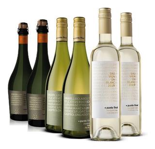 Vino Punto Final Mix Blancos 6 Botellas