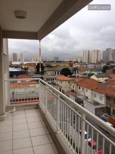 Sala À Venda, 42 M² Por R$ 303.831,00 - Mooca - São Paulo/sp - Sa0182