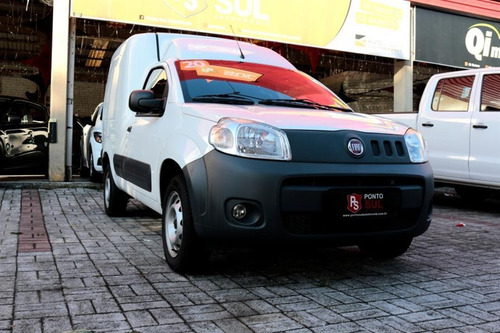 Fiat Fiorino Hard Work 1.4 Flex Mec.