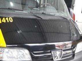 Peugeot Boxer Minibus De Luxo 2012 Preta 16 Lugares Com Ar
