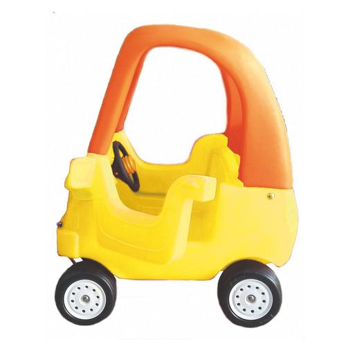 Coupe Techo Naranja  Y Puertas Amarillas Rotoys Original