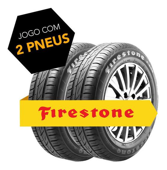 Kit Pneu Aro 15 - 195/55r15 85 H F-600 Firestone 2 Peças