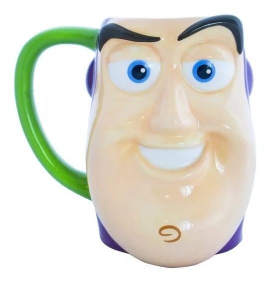 Taza De Ceramica Toy Story Diferentes Personajes Disney