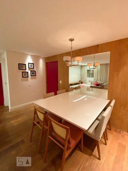 Apartamento Para Aluguel - Chácara Santo Antonio, 3 Quartos, 121 - 893072296