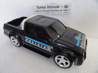 Pick-up Da Policia Caminhonete