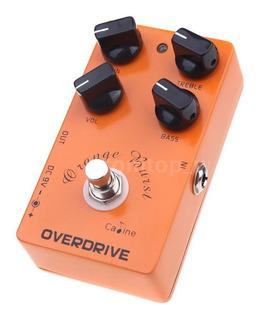 Pedal Guitarra Overdrive Caline Cp18 = Nux Joyo