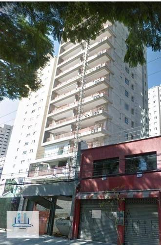 Imagem 1 de 30 de Apartamento Residencial À Venda, Indianópolis, São Paulo. - Ap2820