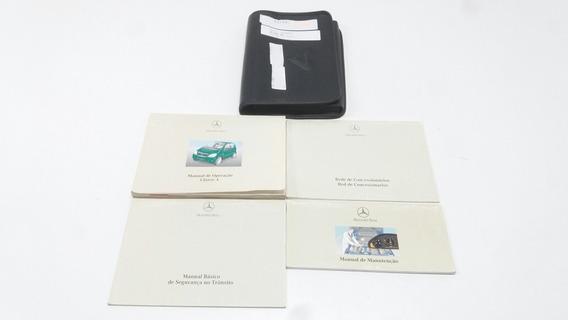 Manual Do Proprietário Mercedes Classe A 190 2001