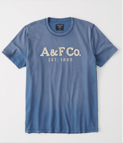 Playera Abercrombie And Fitch Para Hombre