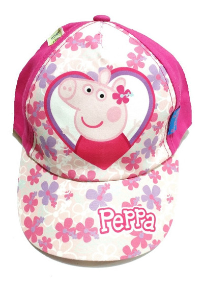 Gorro Footy Peppa Pig Con Visera Footy Fty Calzados