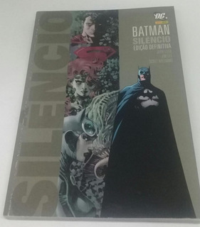 Hq Batman Silêncio - Edição Definitiva