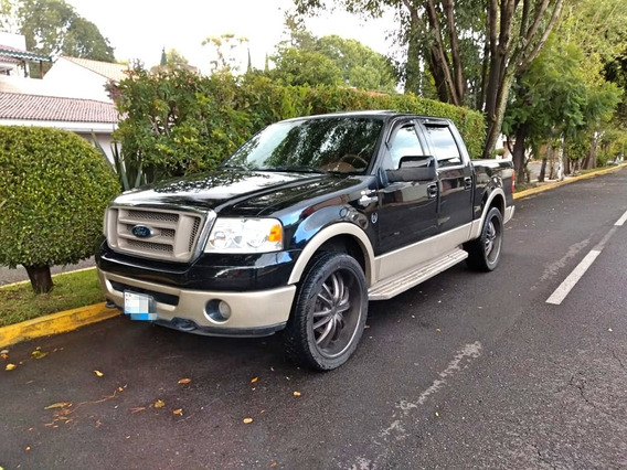 Ford Lobo 5.4 King Ranch 4x4 Mt 2007