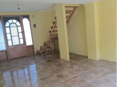 Hermosa Y Funcional Casa En Condominio En Venta, Ecatepec De Morelos.