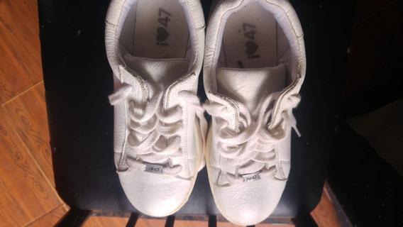 Zapatillas Originales De 47 Street