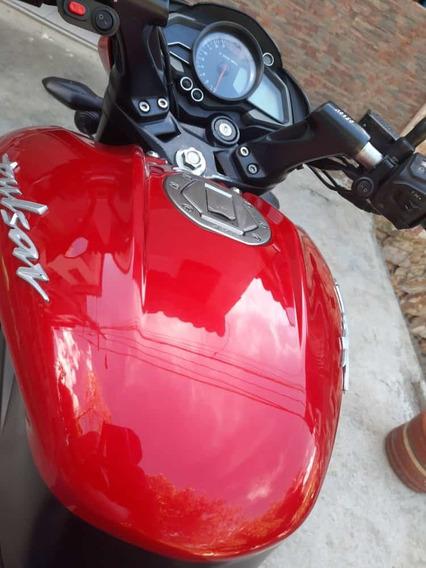 Vendo Moto Pulsar Ns 200 Mod 2015