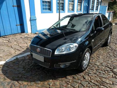 Fiat Linea 1.9 16v Hlx Flex Dualogic 4p