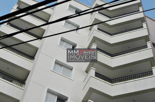 Imagem 1 de 15 de Apartamento Com 3 Dormitórios À Venda, 72 M² Por R$ 630.000,00 - Santana - São Paulo/sp - Ap0461