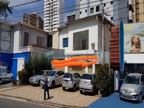 Casa Para Venda Cambui, Casa Para Venda Em Campinas - Ca02139 - 34364527