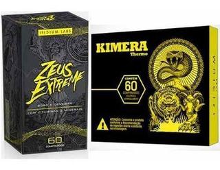 Zeus Extreme + Kimera - Kit Para Definição - Iridium Labs