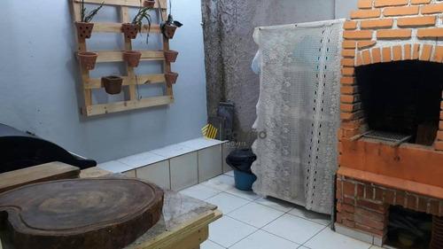 Casa Com 3 Dormitórios À Venda, 188 M² Por R$ 720.000,00 - Nova Petrópolis - São Bernardo Do Campo/sp - Ca0504
