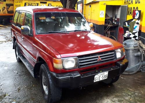 Mitsubishi Montero 5 Puertas, 4x4