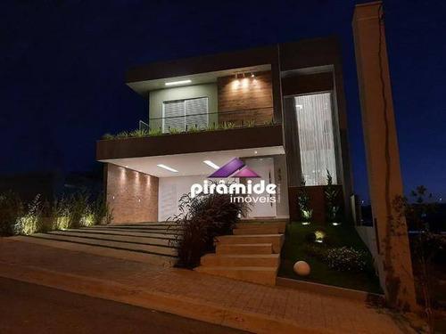 Casa Com 3 Dormitórios À Venda, 212 M² Por R$ 1.050.000,00 - Jardim Califórnia - Jacareí/sp - Ca5732