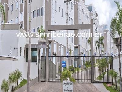 Vendo Apartamento Em Ribeirão Preto. Condomínio Regalle Club. - Ap05048 - 4867184