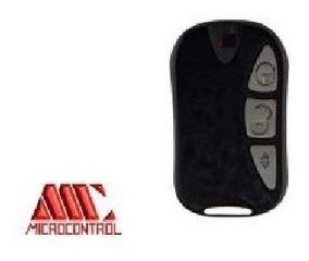 Caixa Controle Alarme Microcontrol