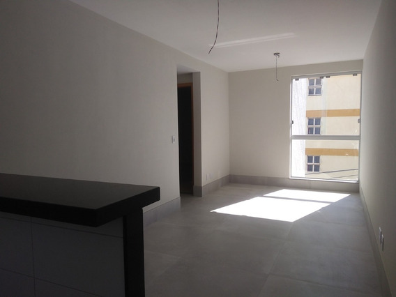 Apartamento 2 Quartos À Venda, 2 Quartos, 1 Vaga, Sagrada Família - Belo Horizonte/mg - 13705