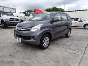 Toyota Avanza 1.5 Premium 99hp Mt 2015 Gris