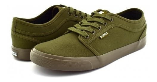 Tenis K-swiss 0f025 300 Olive Monochrome Forest 25-31 Cabal