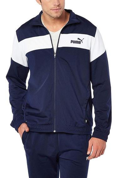 Pants Completo Conjunto Puma Hombre Training Original