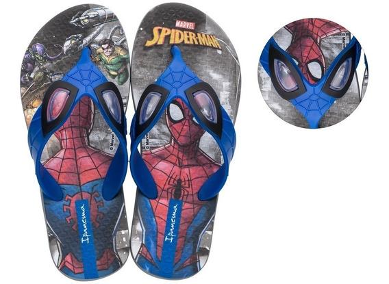 Chinelo Infantil Homem Aranha Spider Man Colonelli 26043