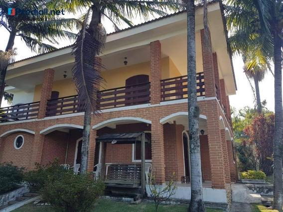 Chácara Com 4 Dormitórios À Venda, 1200 M² Por R$ 740.000 - Parque Cafezais Ii - Itupeva/são Paulo - Ch0015