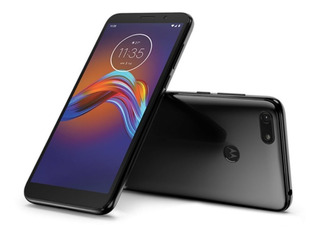 Smartphone Motorola Moto E6 Play 5.5 Polegadas 13mp Android