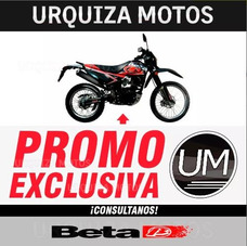 Moto Enduro Beta Tr 2.0 200 Cross Promo 0km Urquiza Motos