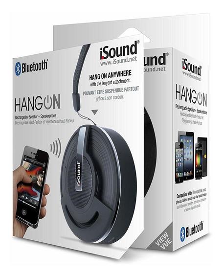 Caixa De Som Pequena Recarregável Com Bluetooth Isound