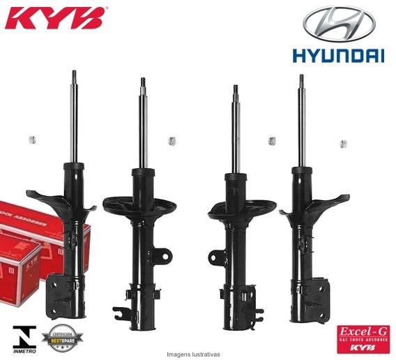 4 Amortecedorres Kyb Hyundai Tucson 2.0i 16v 2.0 Crdi 05/10